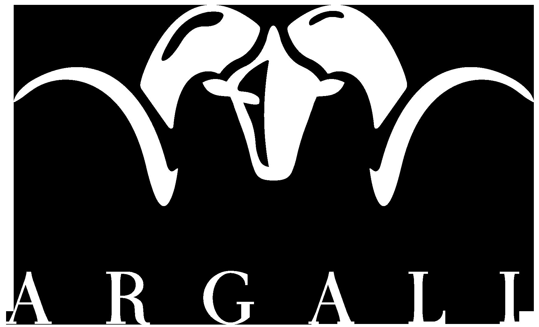 Argali-logo-biale