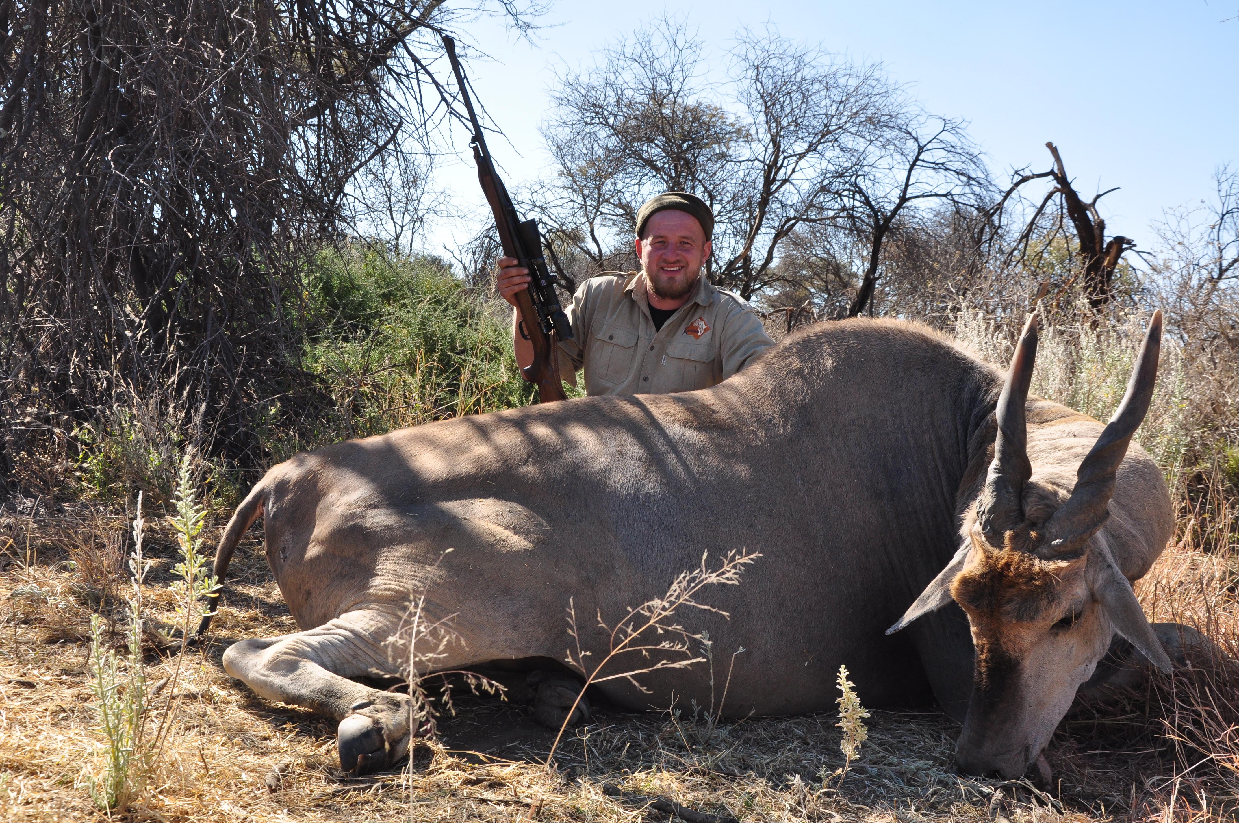 Namibia Polowanie Selekcyjne (3)